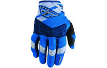 FLY RACING F16 gants bleu navy